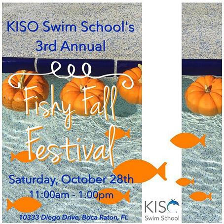 The 3rd Annual Fishy Fall Festival
