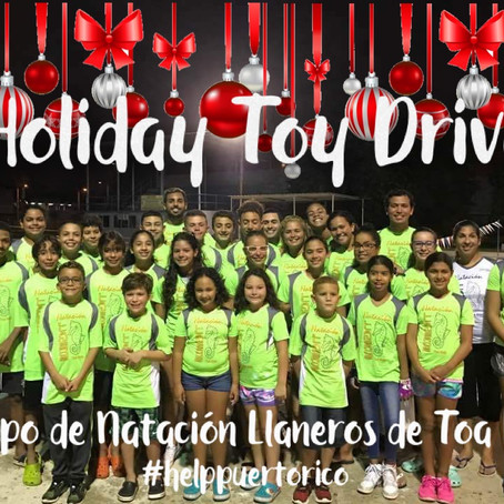 Toy Drive for Kids of Puerto Rico