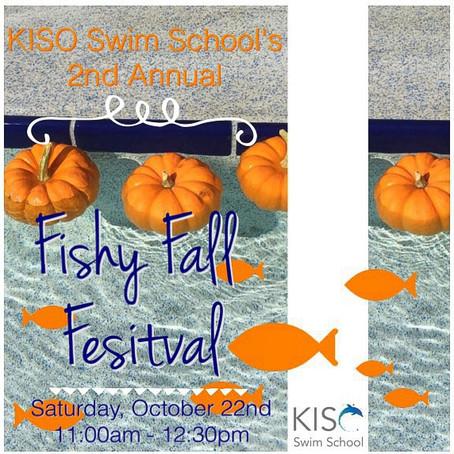 2nd Annual Fishy Fall Festival