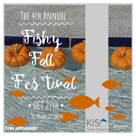 The 4th Annual Fishy Fall Festival