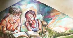 Hope Grows Mural plan