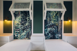 Forest Mural in Nocatee