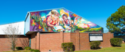 Hope Grows Mural 50ft-15.5ft