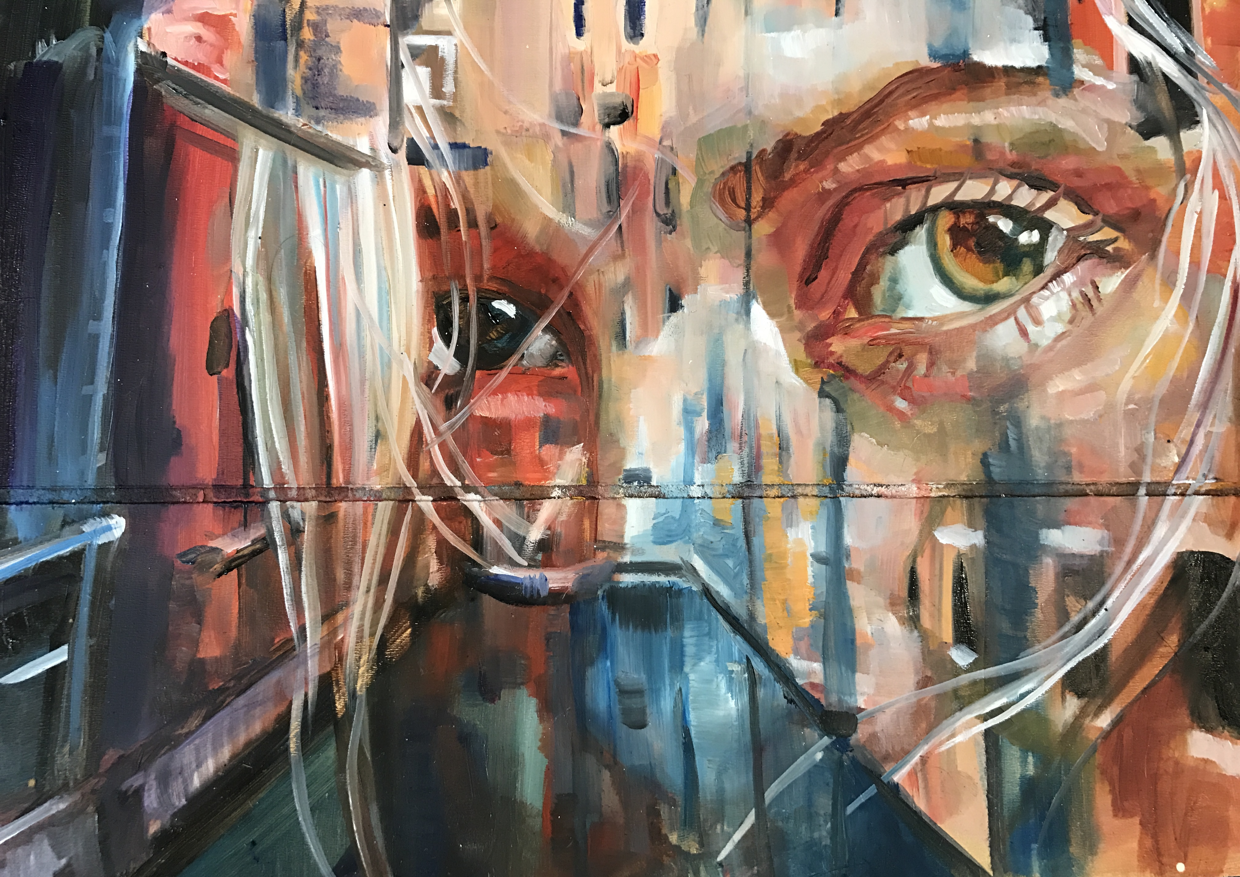 """Eyes of Venice"""