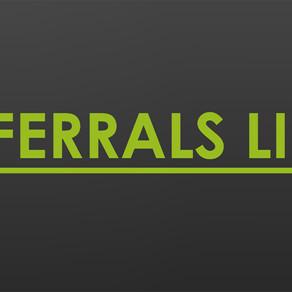 Referrals Link