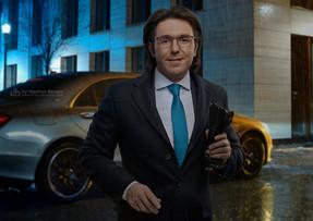 Андрей Малахов для бренда Essilor Crizal