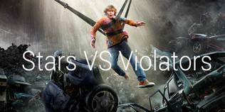 Stars VS Violators