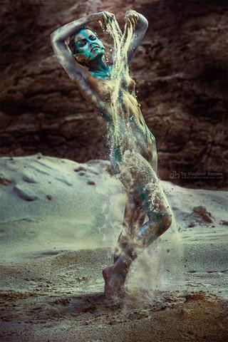 DESERT NYMPH