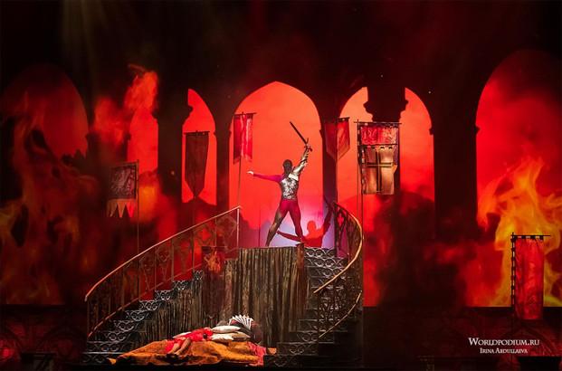"""Балет """"Дракула. Начало"""" в Кремлёвском Дворце"""