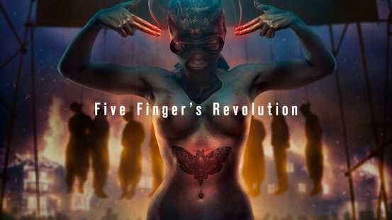 FIVE FINGER'S REOLUTION