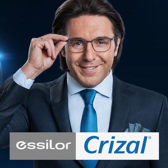 Андрей Малахов для Crizal Essilor