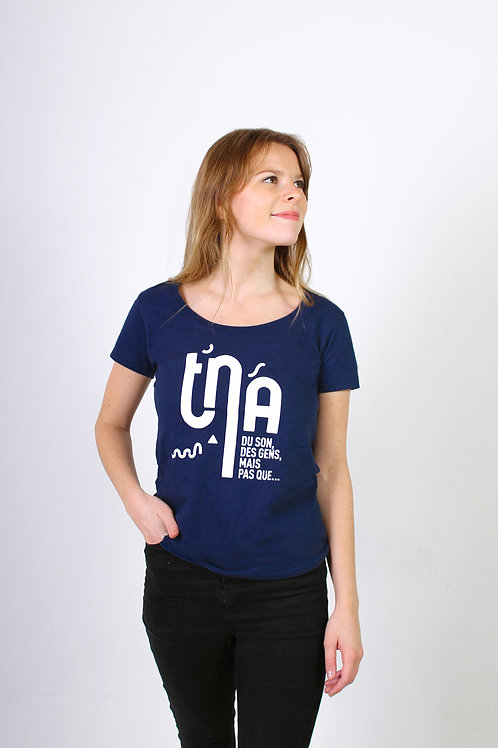 Tee-Shirt TNA femme