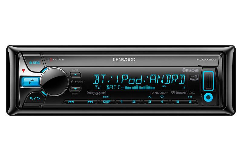 KDC-X500