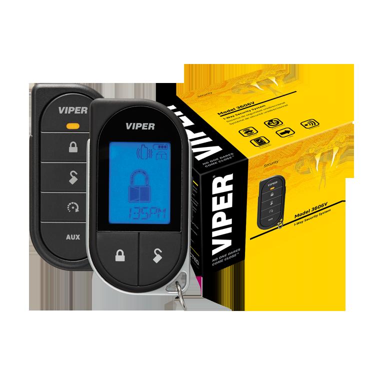 3706v 2-Way Security System