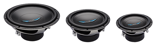 ID Subwoofers provide great bass response in any enclosure with the right balance of quality, and reliability in lower power applications all at an affordable price. The ID Series Subwoffers are developed with the same level of engineering and attention to detail that you have come to expect from Image Dynamics.