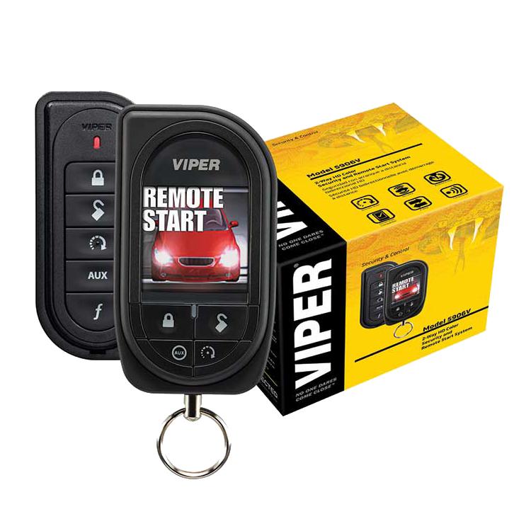 5906v Security + Remote Start