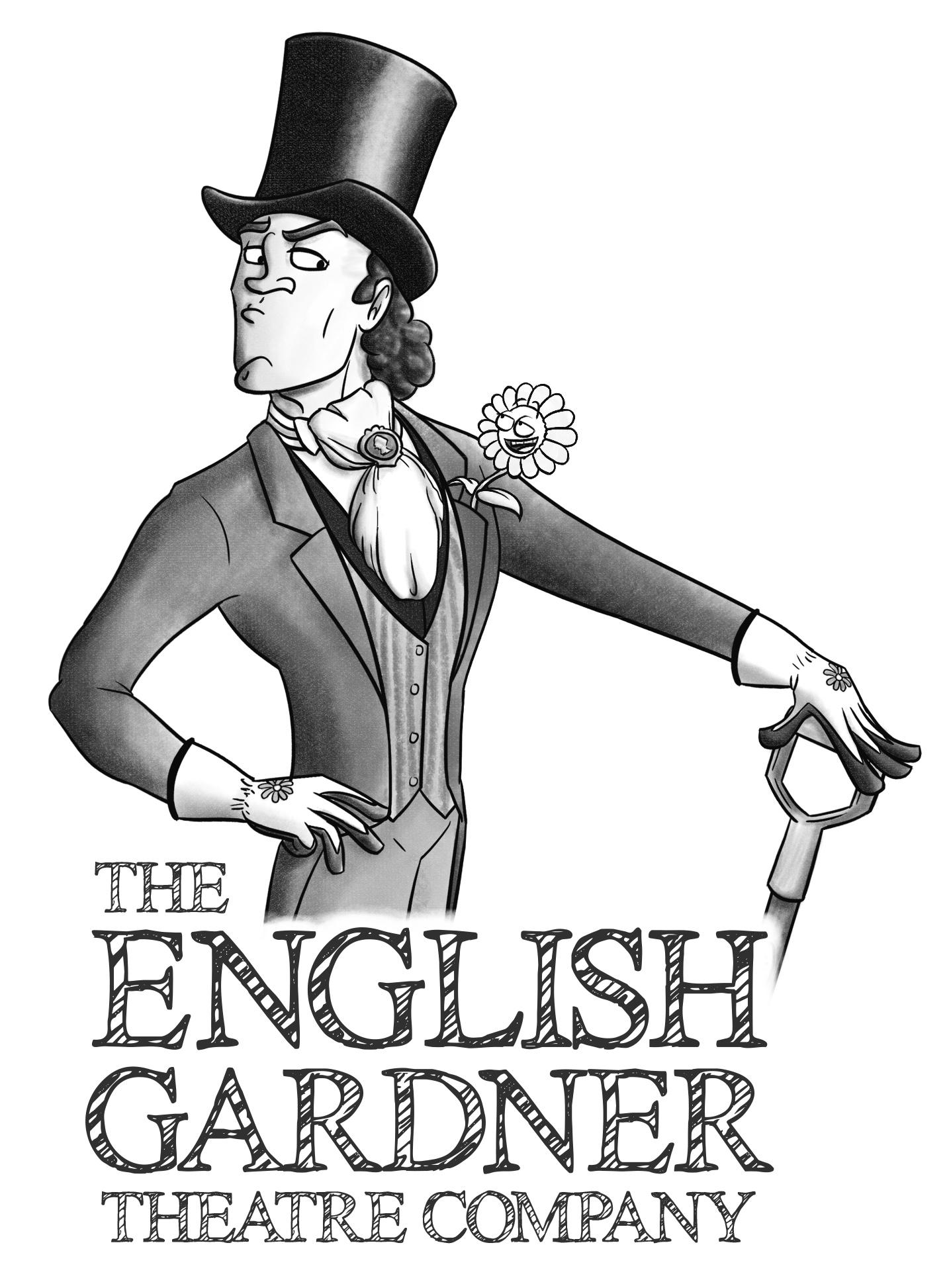 The english gardener grey
