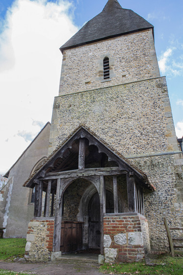 St Mary's,  West Horlsey