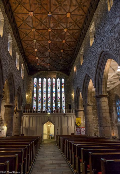 St Machar's Cathedral, Old Aberdeen