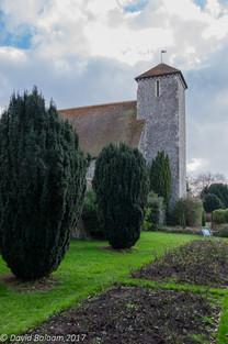 St Peter's Church -  Preston Park. Brighton