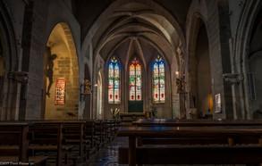 Eglise St Andre, Chatillon-sur-Chalaronne
