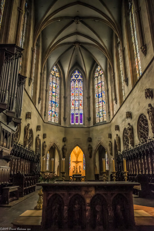 St Martin's, Colmar