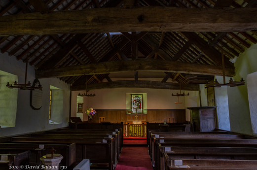 Matterdale Church, Cumbria