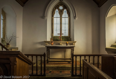 St. Andrew's, Shotley