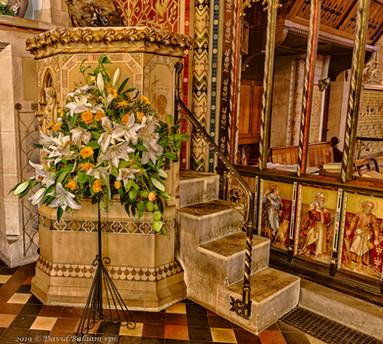 St Peter's Church, Hascombe