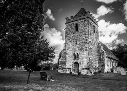 St Thomas à Becket, Capel, Kent