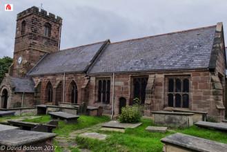 St Mary's. Thornton le Moors