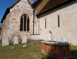St Peter's, Old Woking