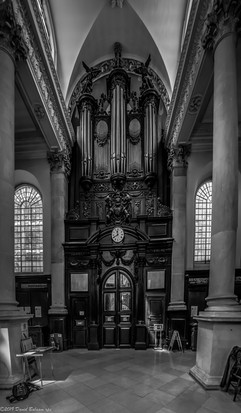 St Stephen, Walbrook, London