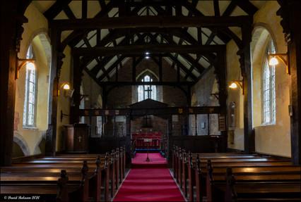 St Bartholomew's, Vowchurch