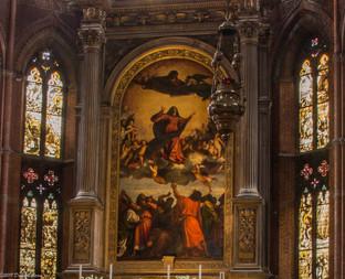 Basilica di Santa Maria Gloriosa dei Frari - Venice