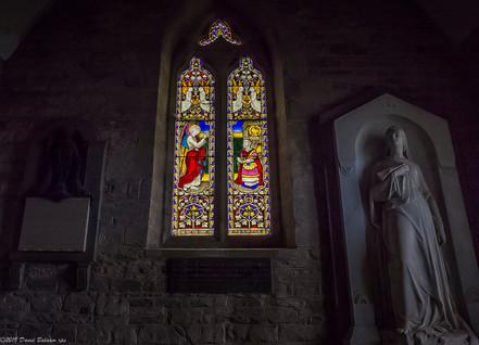 St Cuthbert's Church, Holme Lacy