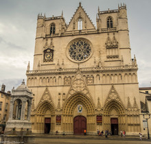 The Cathedral, Lyon