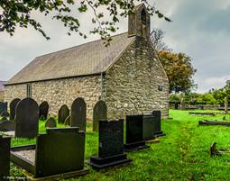 St Figael, Llanfigael, Angelsey