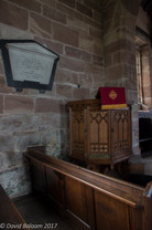 St Mary's. Thornton le Moors