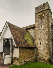 St Augustine's Church, Brookland
