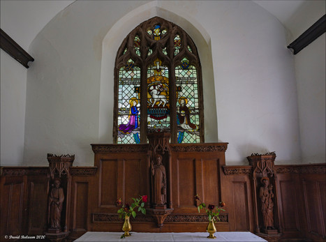 St Peter's Church, Dixton, Monmouth