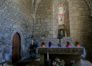 15thc Church, Beaumont de Lac