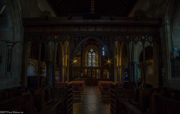 St Mary's, Holmbury St Mary