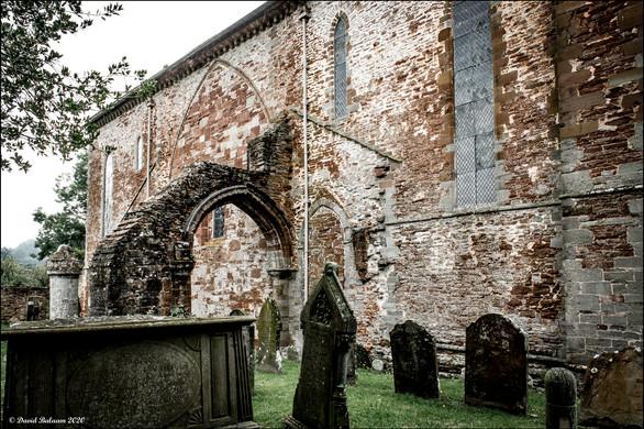 Dore Abbey, Dore Village