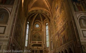 The Scrovegni Chapel, Padova