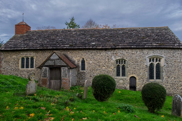 Coombes Church, Coombes