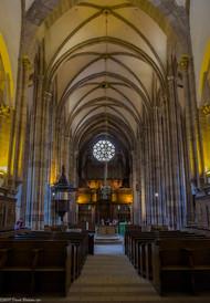 St Thomas, Strasbourg