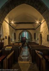 Pendock Old Church, Pendock