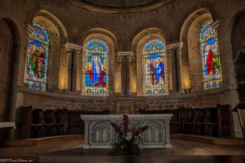 Avallon Cathedral, St-Lazarus's Church of Avallon