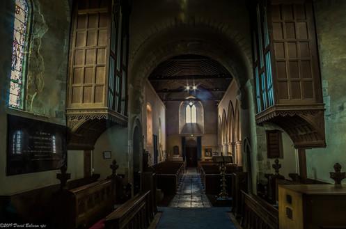St Mary's, Shipley Village
